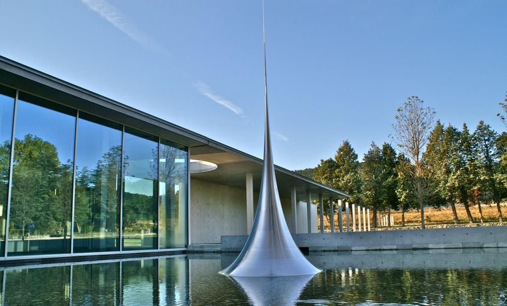Hiroshi Sugimoto © Infinity, 2010, Chateau de La Coste