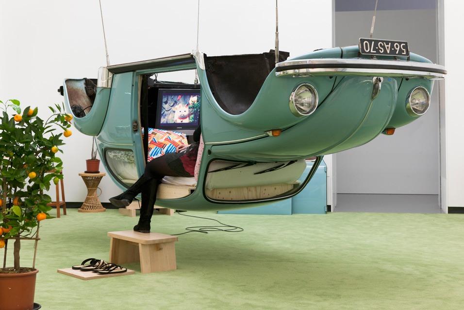 Surasi Kusolwong © Naked Machine (Volkswagen Modern), 2000-2011.