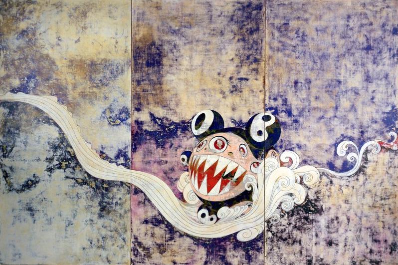 """Murakami © """"727"""", 1996"""