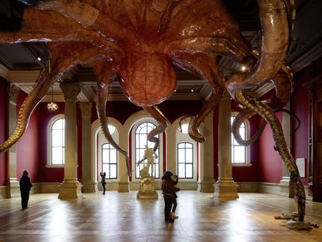 Huang Yong Ping © Wu Zei, Musée Océanographique de Monaco, 2010