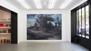 Vue de l'exposition © Galerie Paris-Beijing
