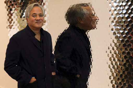 Anish Kapoor © Philippe Wojazer - Reuters